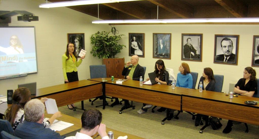 Elizabeth Grace Saunders-Keynote Speaker at Lake Erie College