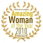 Top 25 Amazing Women of the Year Winner