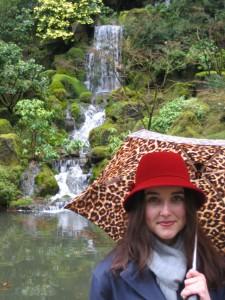 Elizabeth Saunders in Portland