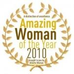 Top 25 Amazing Women of the Year Winner