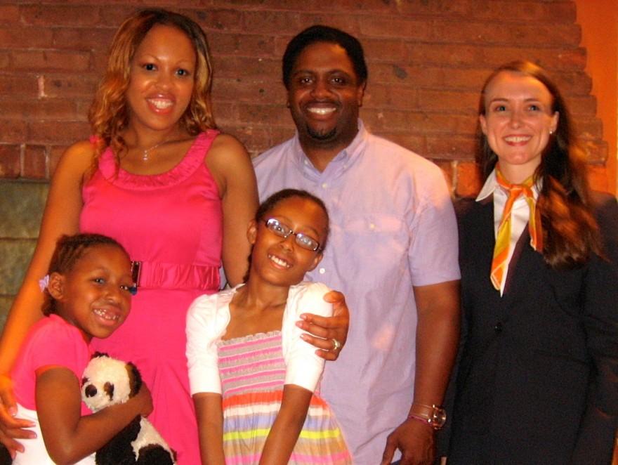 Eldridge Family